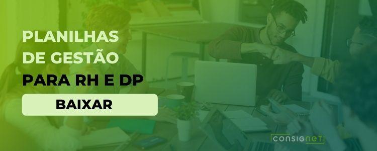 Clique e baixe o kit de planilhas para gestão de RH e DP gratuitamente.
